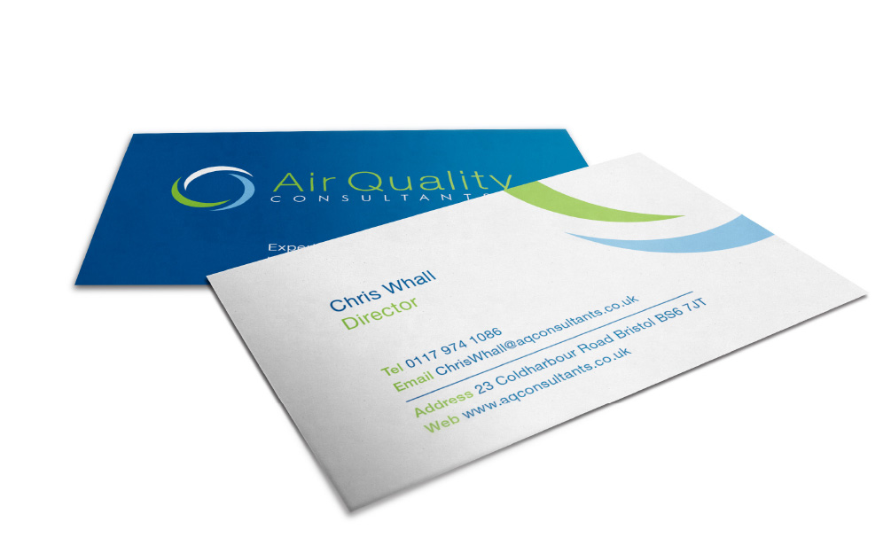 AQC Business Cards